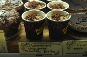 Bordeaux Bakery Whittakers Chocolate Mousse