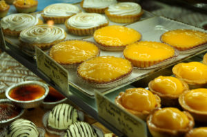 Bordeaux Bakery Citron Tarts