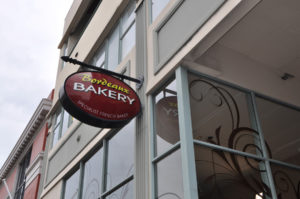 Bordeaux Bakery Sign